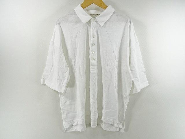 GRANDMA MAMA DAUGHTER(グランマママドーター)のポロシャツ