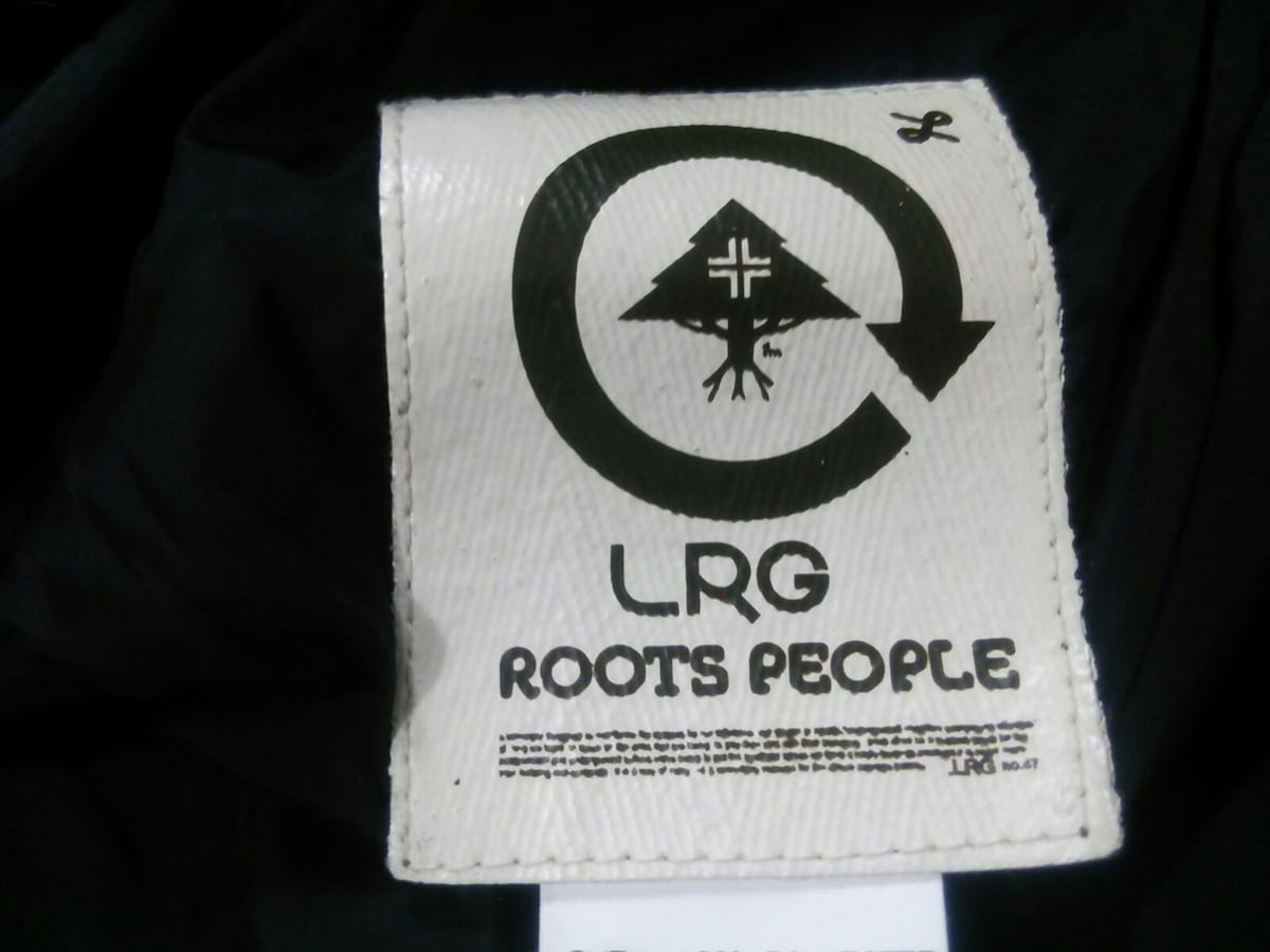 LRG(エルアールジー)のダウンジャケット