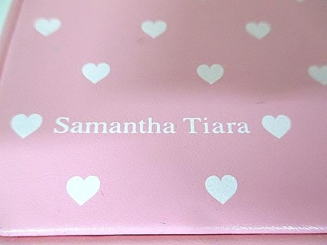 Samantha Tiara(サマンサ ティアラ)の小物