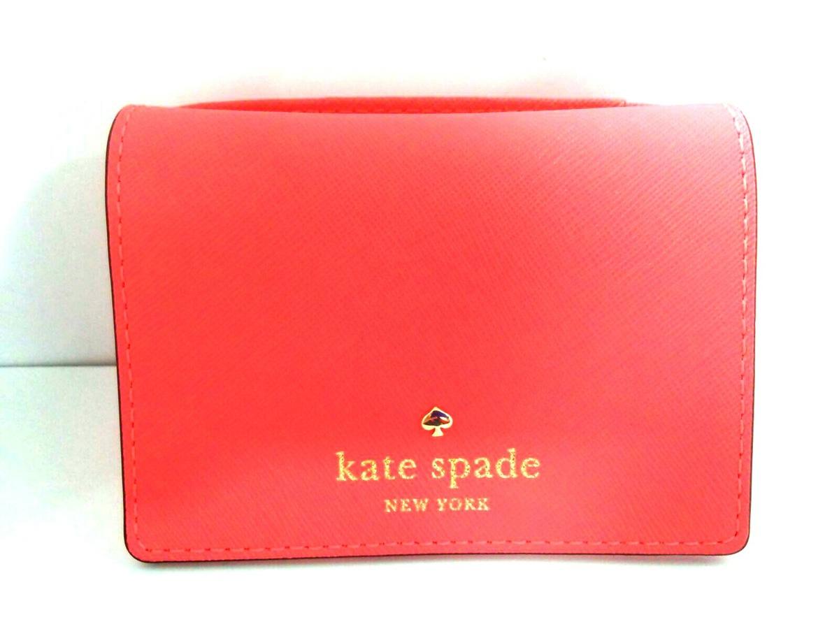 Kate spade(ケイトスペード)のパスケース
