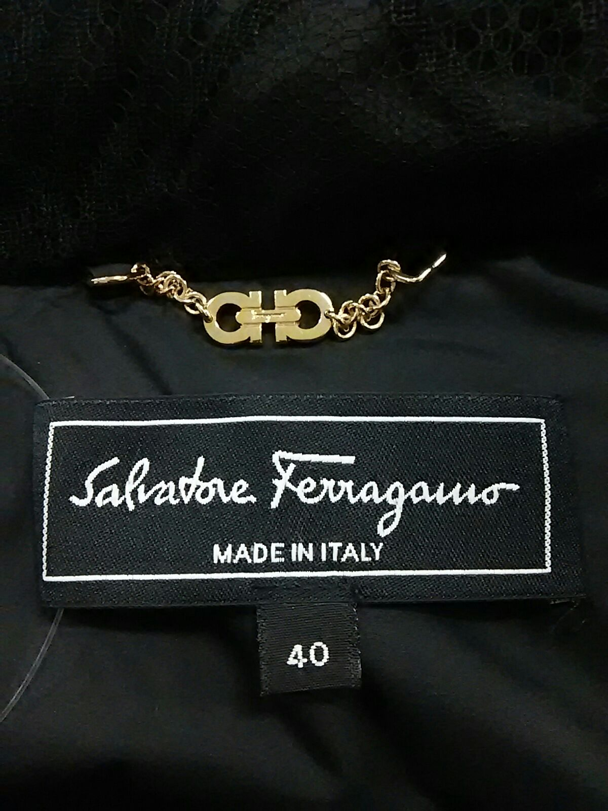 SalvatoreFerragamo(サルバトーレフェラガモ)のダウンコート