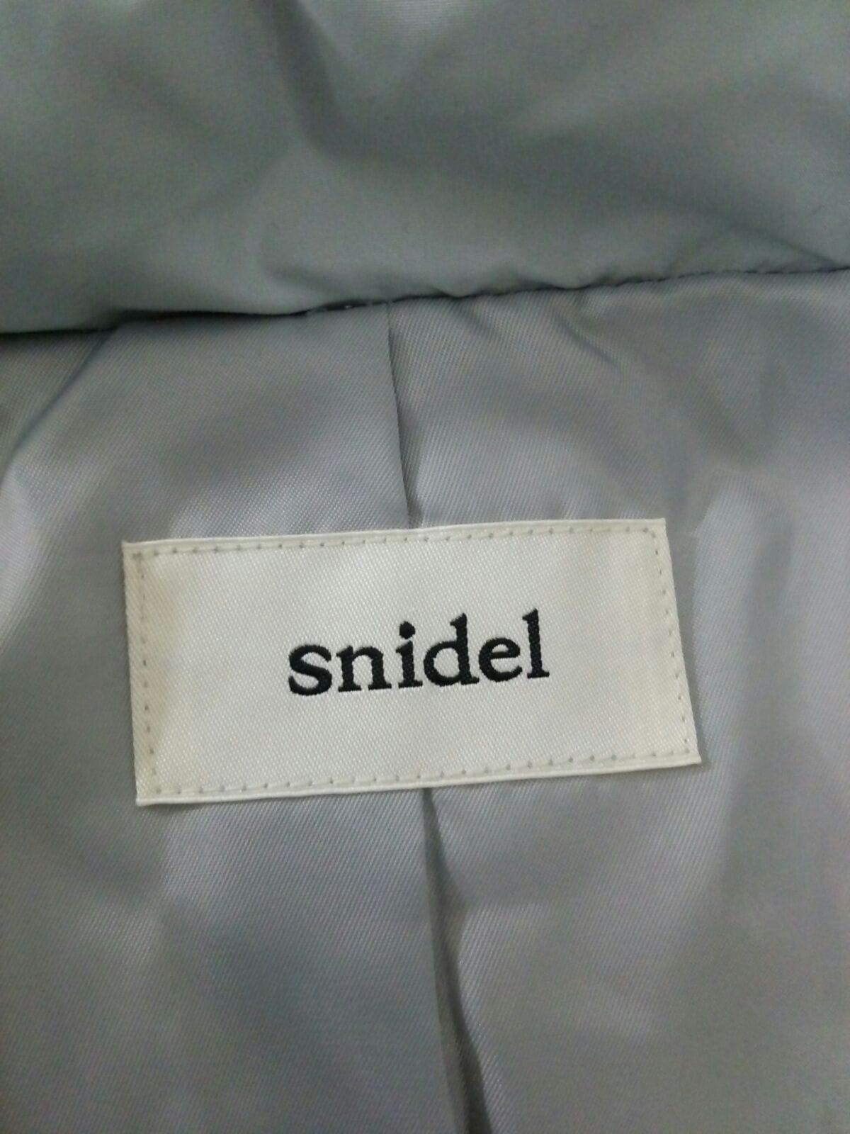 snidel(スナイデル)のダウンジャケット