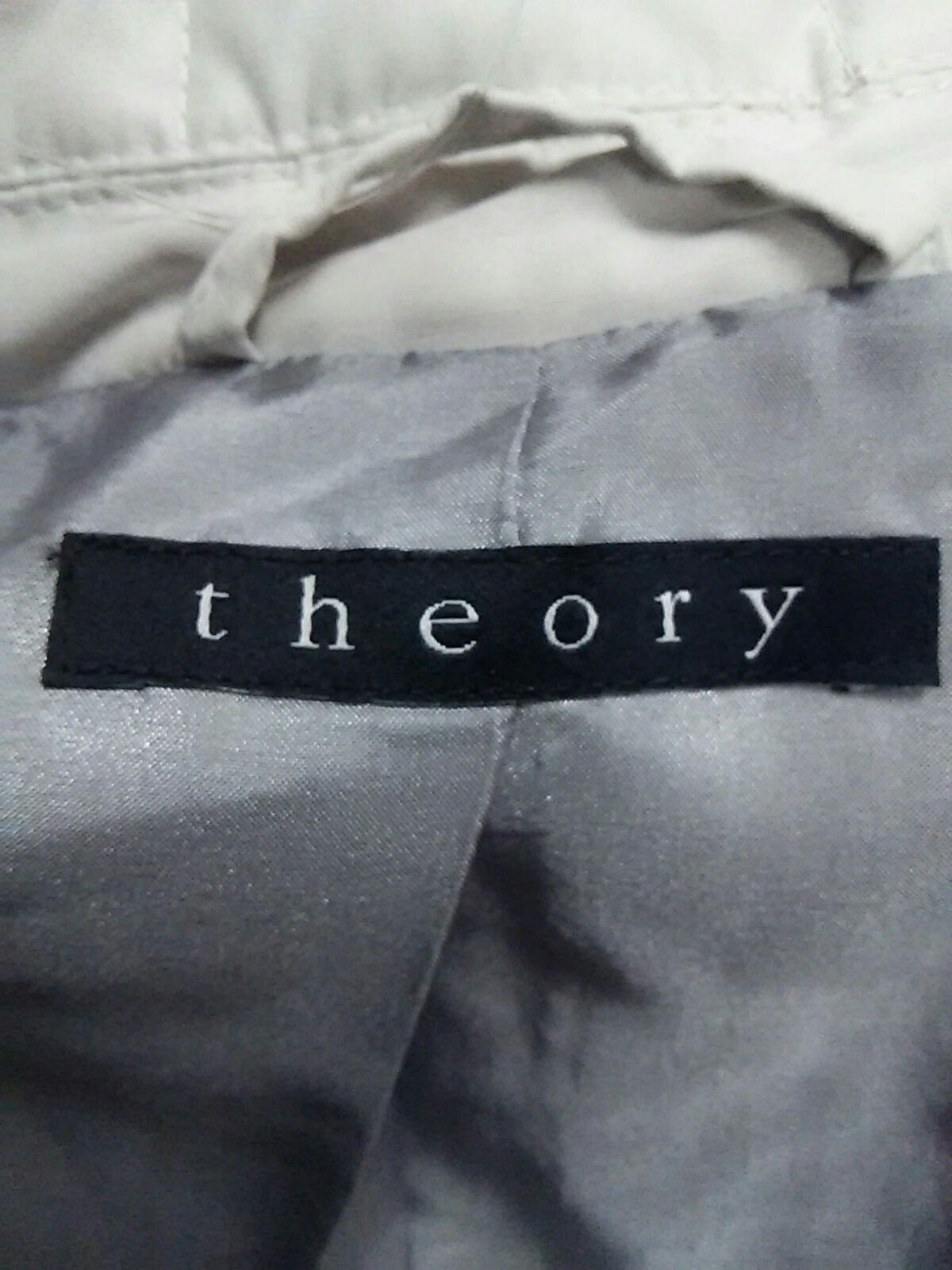 theory(セオリー)のダウンコート