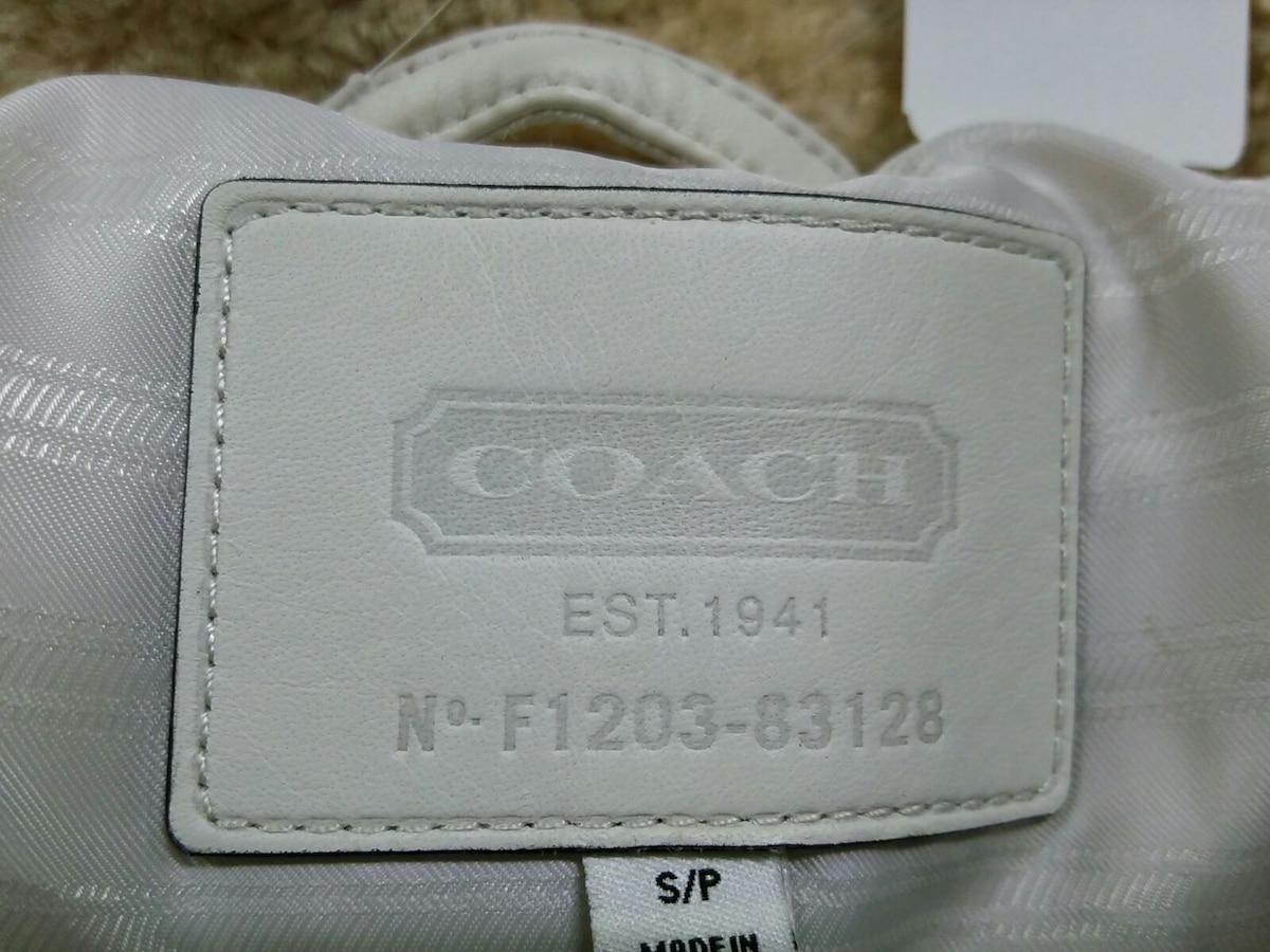 COACH(コーチ)のダウンジャケット