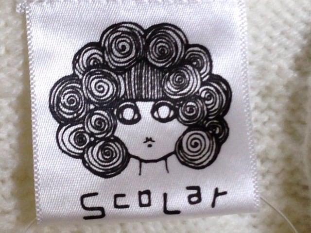 ScoLar(スカラー)のセーター
