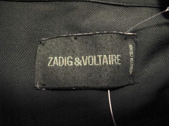 Zadig&Voltaire(ザディグエヴォルテール)のシャツブラウス