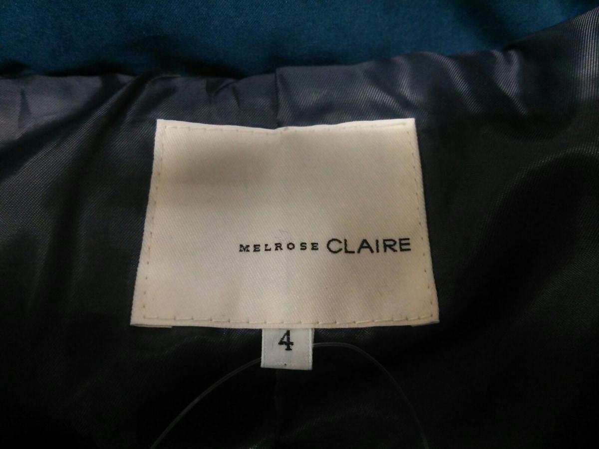 MELROSE claire CL(メルローズクレール)のダウンコート
