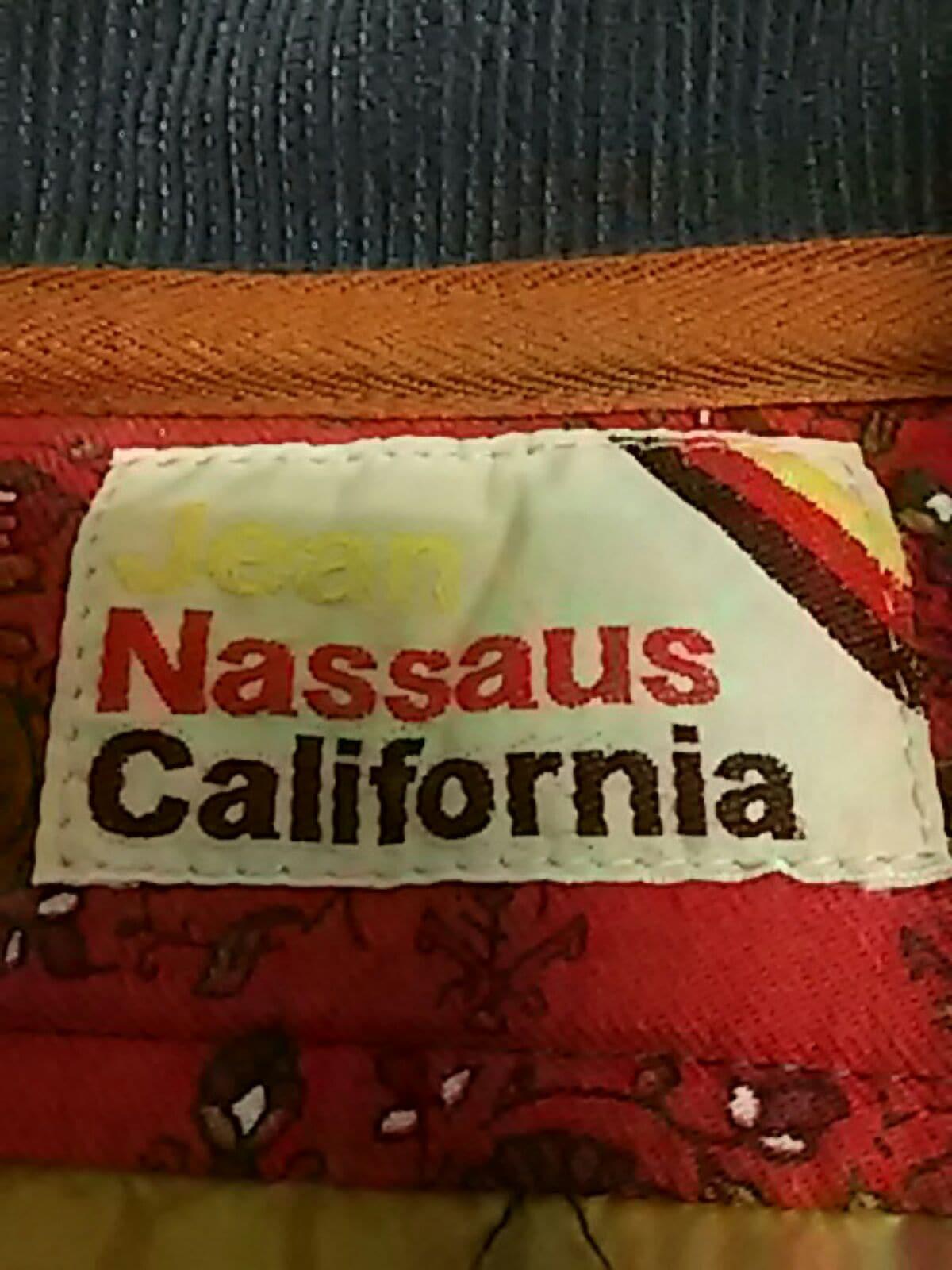 JEAN NASSAUS(ジーンナッソーズ)のブルゾン