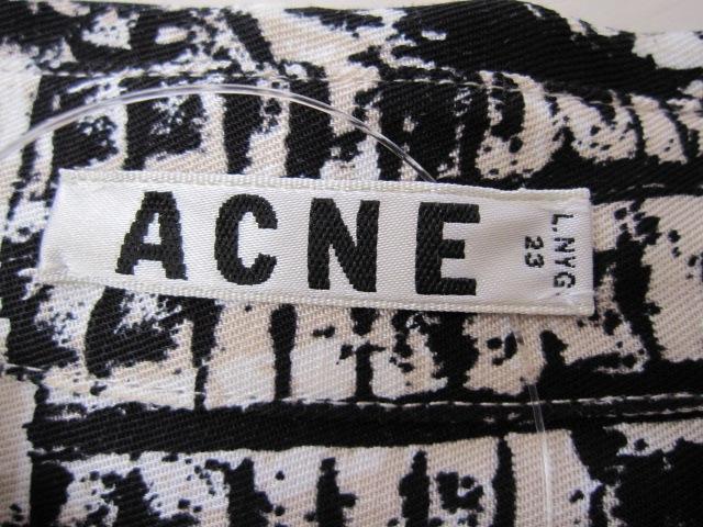 Acne(アクネ)のシャツブラウス