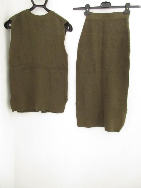 BEAUTY&YOUTH UNITEDARROWS(ビューティアンドユース ユナイテッドアローズ)のスカートセットアップ