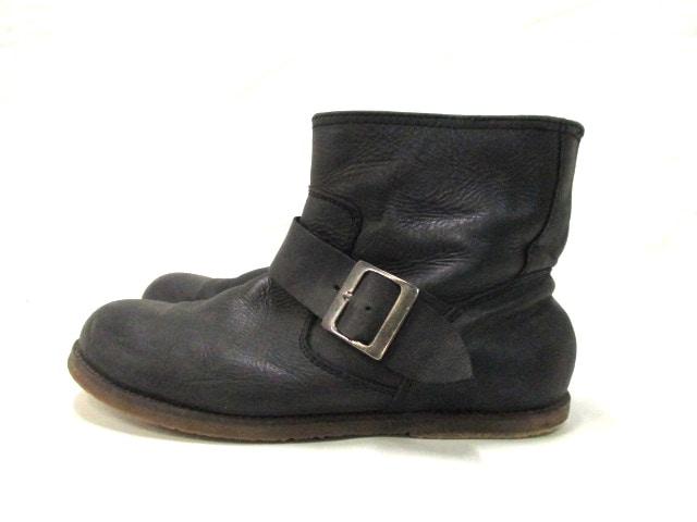 nacer de pie(ナセールデピエ)のブーツ