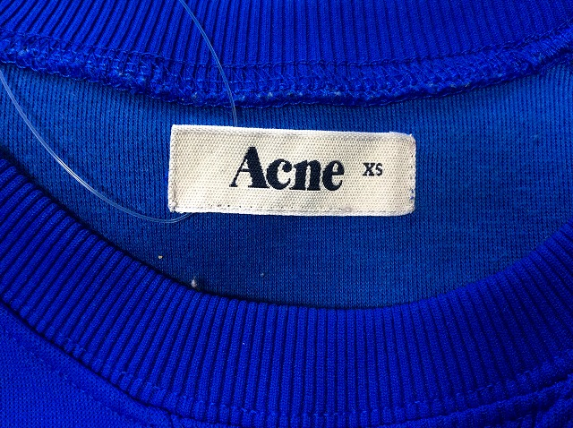 Acne(アクネ)のトレーナー