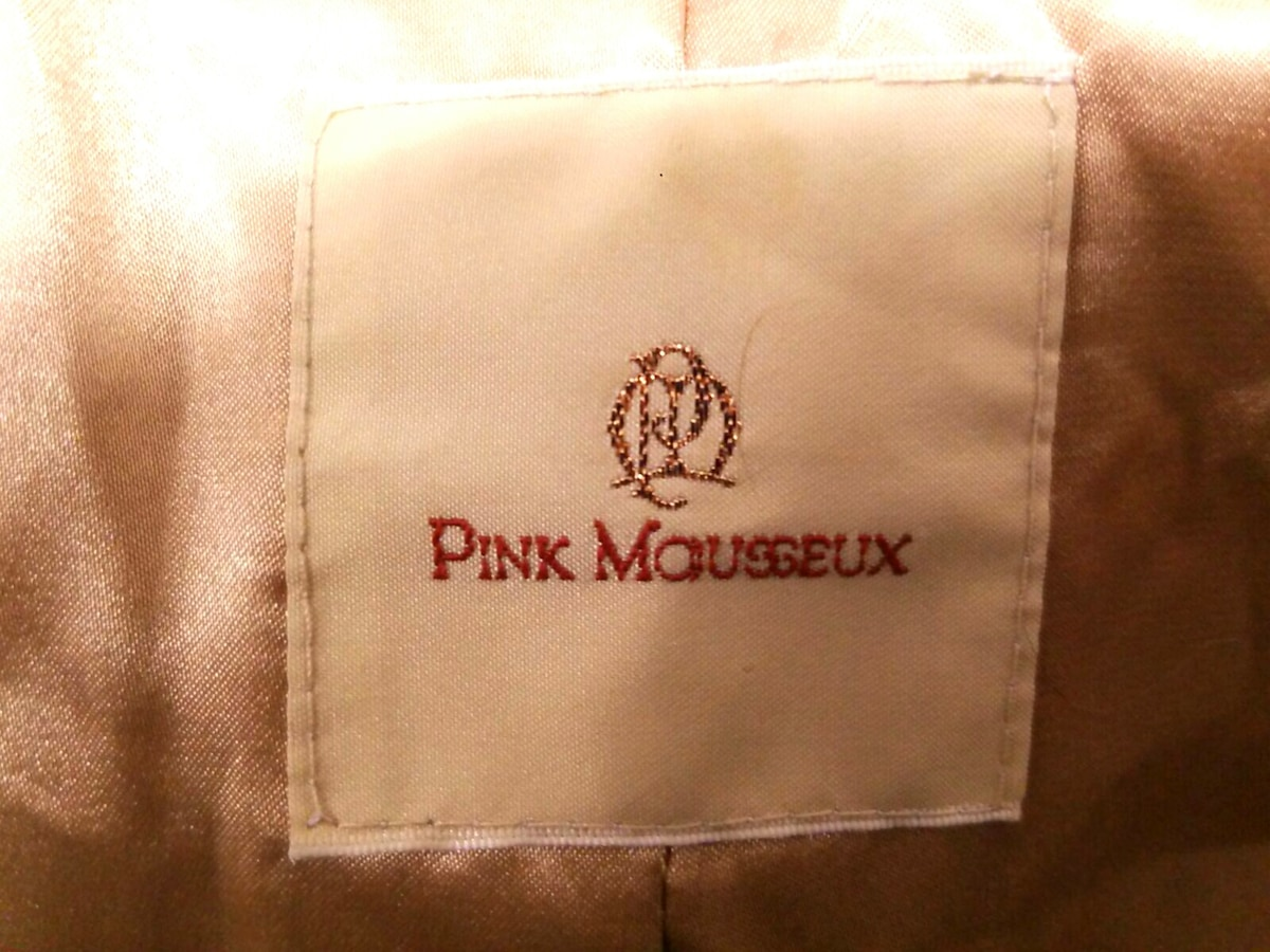PINK MOUSSEUX(ピンクムスー)のコート
