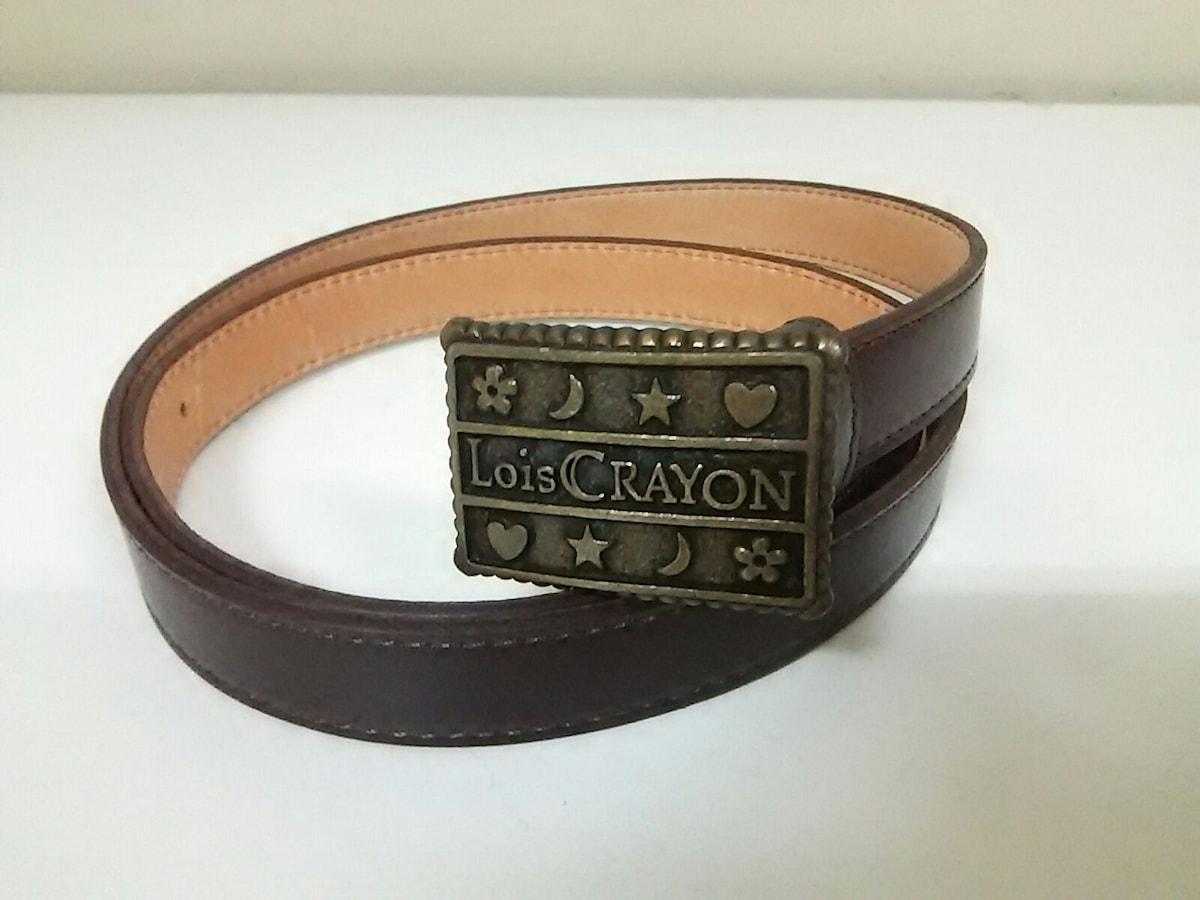 Lois CRAYON(ロイスクレヨン)のベルト