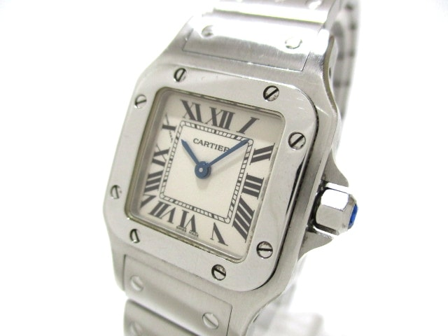 Cartier(カルティエ)のサントスガルベSM