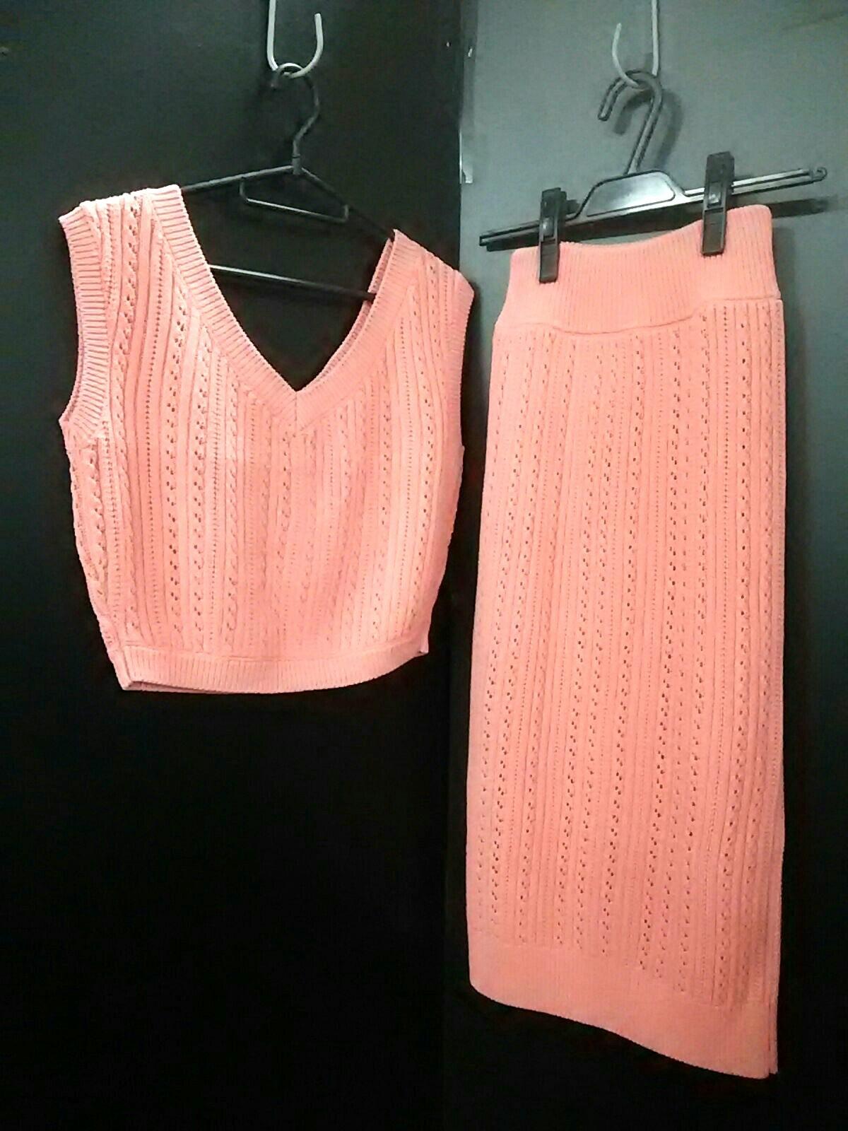 snidel(スナイデル)のスカートセットアップ