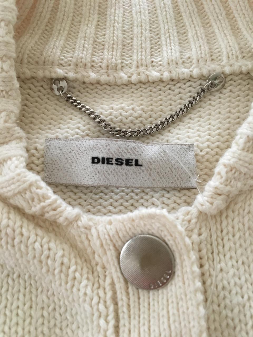 DIESEL(ディーゼル)のカーディガン