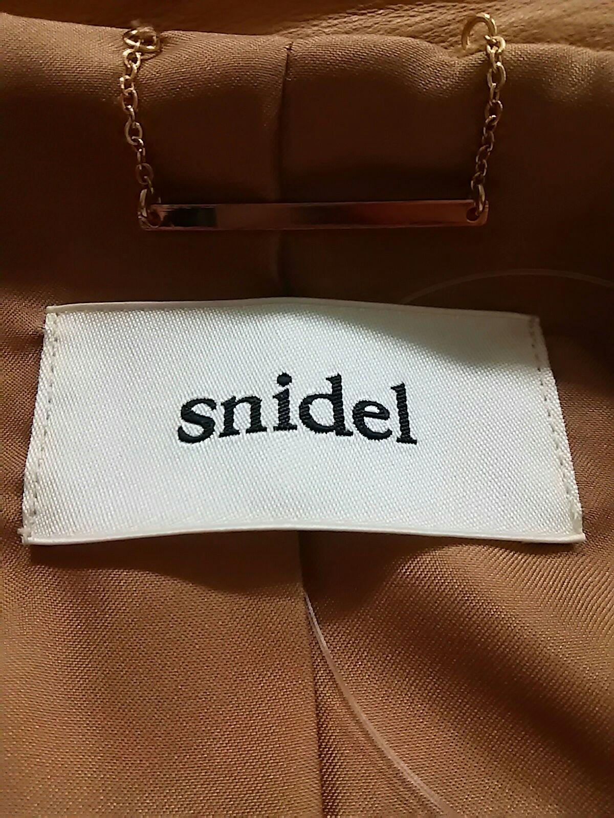 snidel(スナイデル)のブルゾン