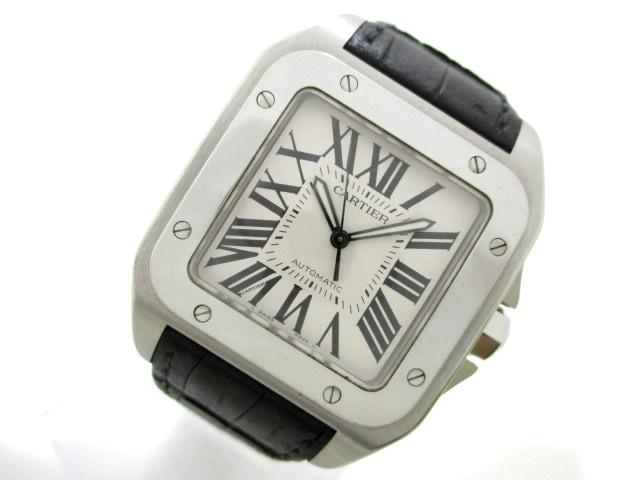 Cartier(カルティエ)のサントス100LM