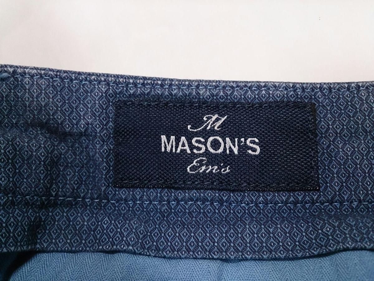 MASON'S(メイソンズ)のパンツ