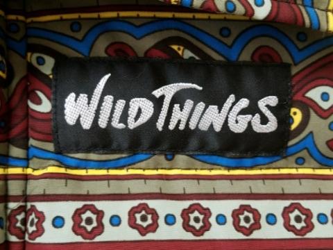 WILD THINGS(ワイルドシングス)のダウンベスト