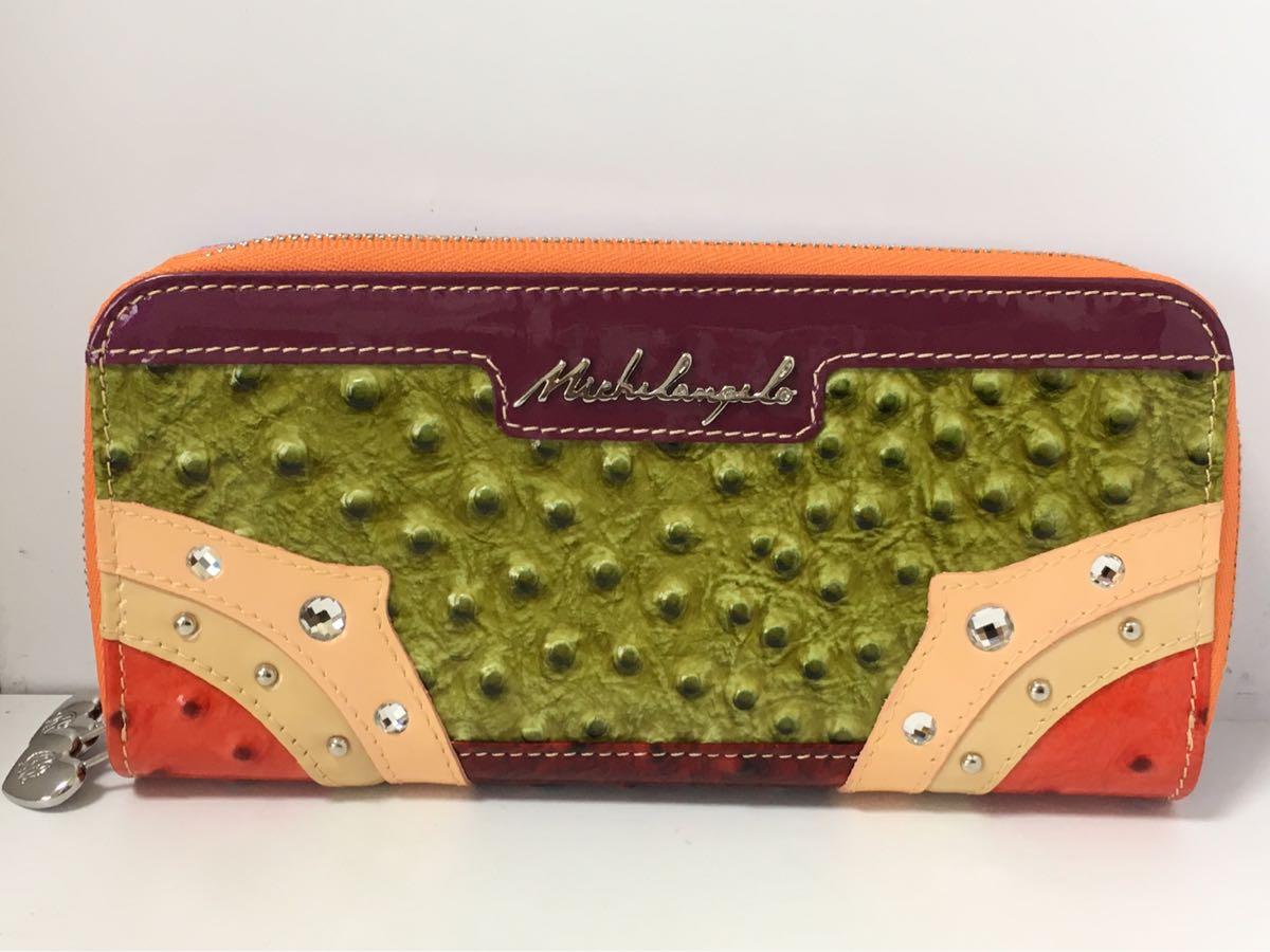 MICHELANGELO(ミケランジェロ)の長財布