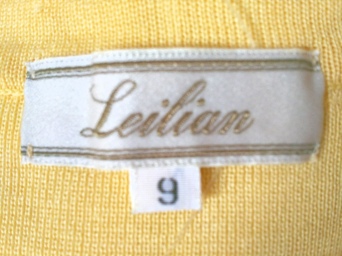 Leilian(レリアン)のカーディガン