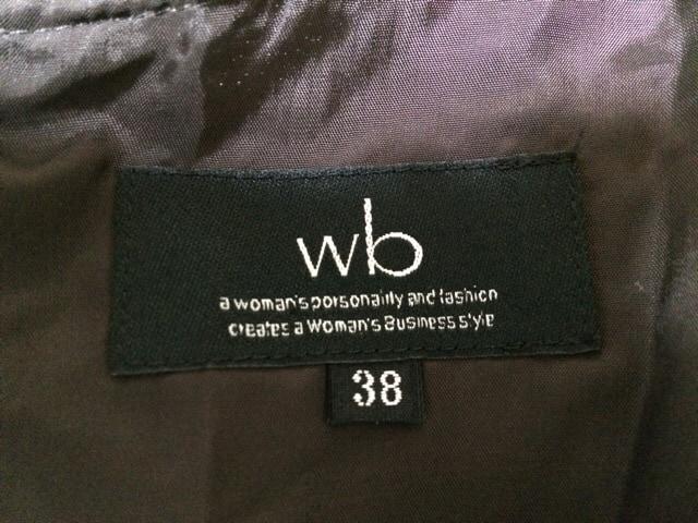 wb(ダブリュービー)のワンピース