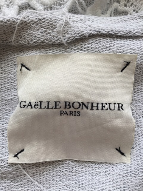 GAELLE BONHEUR(ガエルボネール)のカットソー