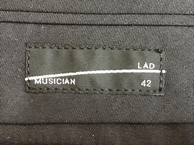 LAD MUSICIAN(ラッドミュージシャン)のパンツ