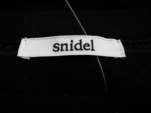 snidel(スナイデル)のカットソー