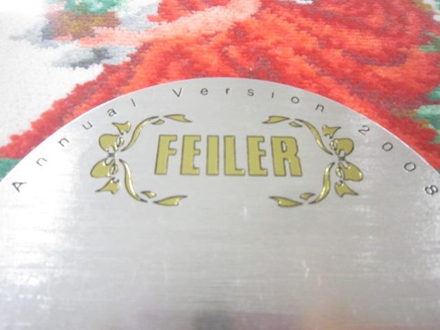 FEILER(フェイラー)の小物