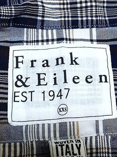 Frank&Eileen(フランク&アイリーン)のシャツブラウス
