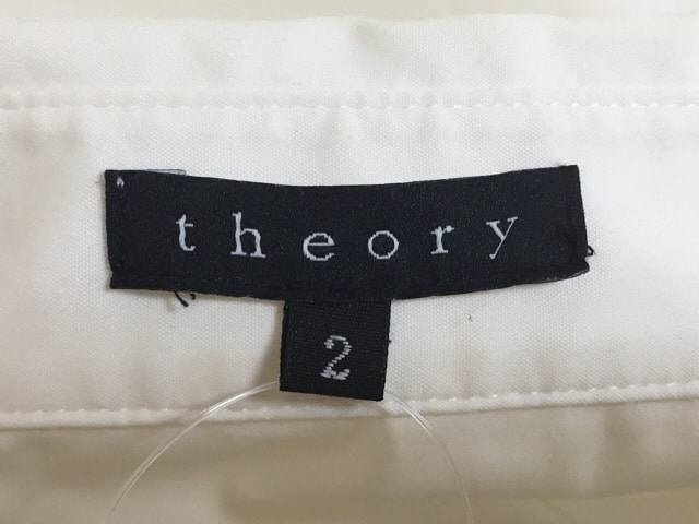 theory(セオリー)のシャツブラウス
