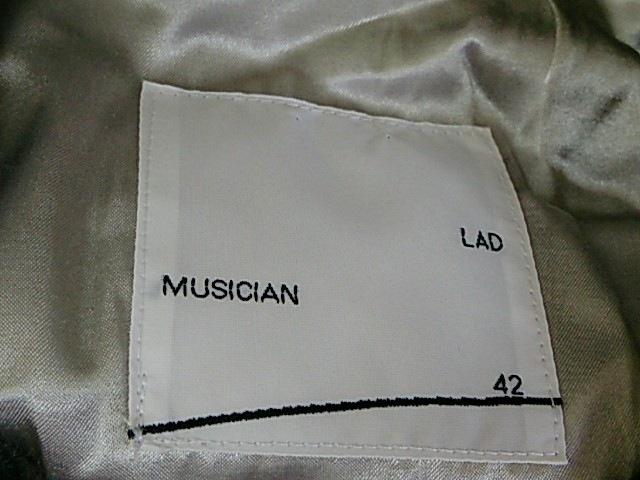 LAD MUSICIAN(ラッドミュージシャン)のブルゾン