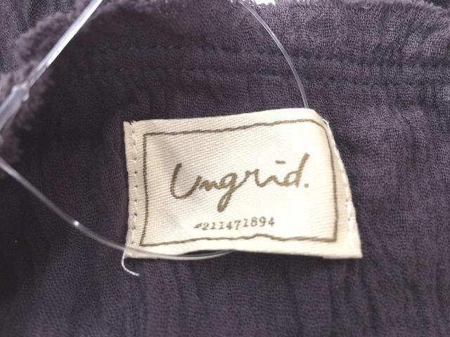 UNGRID(アングリッド)のチュニック