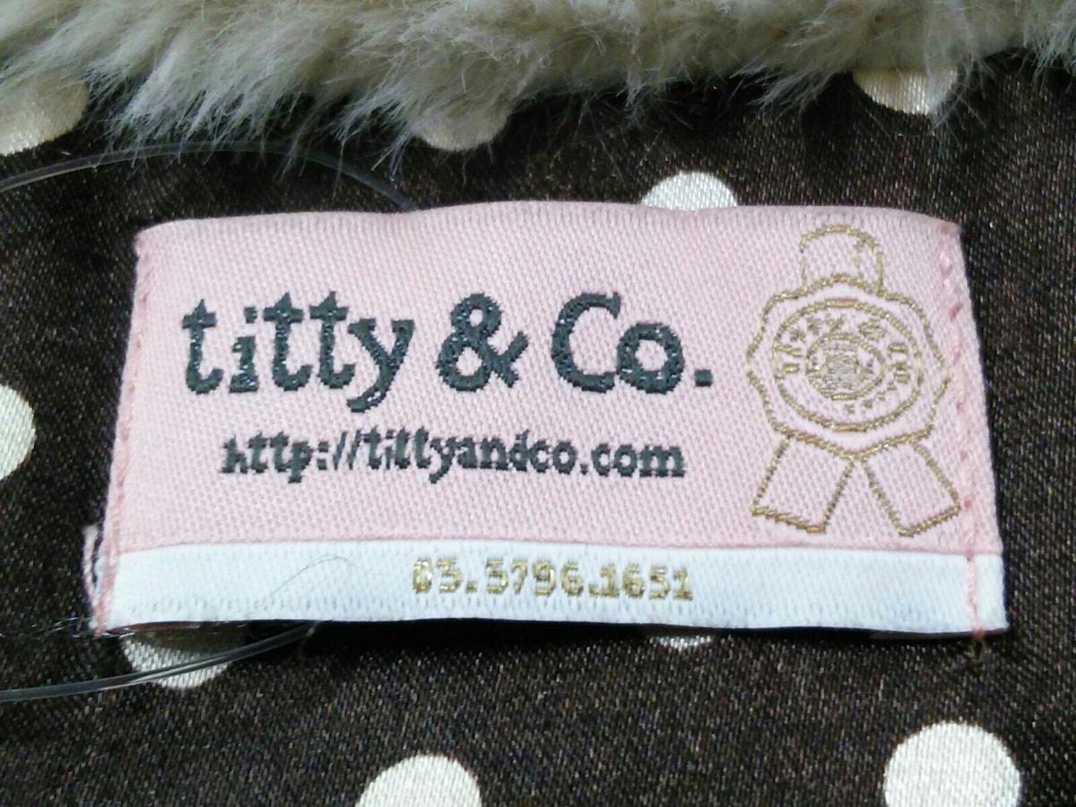 titty&co(ティティアンドコー)のコート