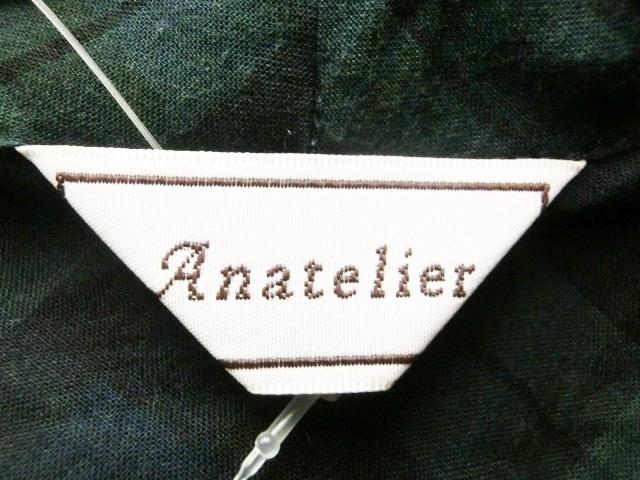 anatelier(アナトリエ)のシャツブラウス