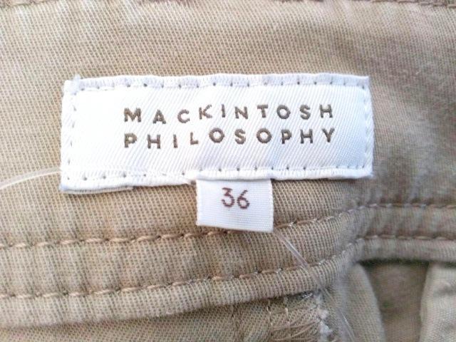 MACKINTOSH PHILOSOPHY(マッキントッシュフィロソフィー)のパンツ