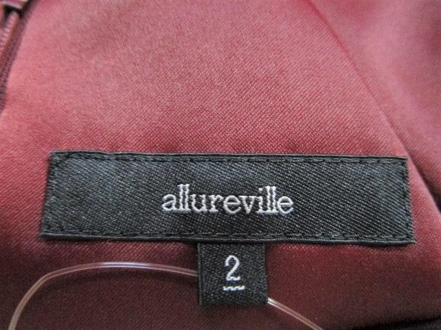allureville(アルアバイル)のワンピース