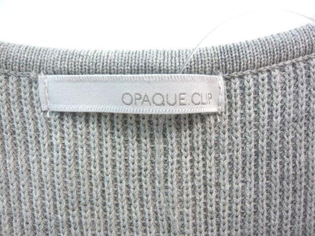 OPAQUE(オペーク)のセーター