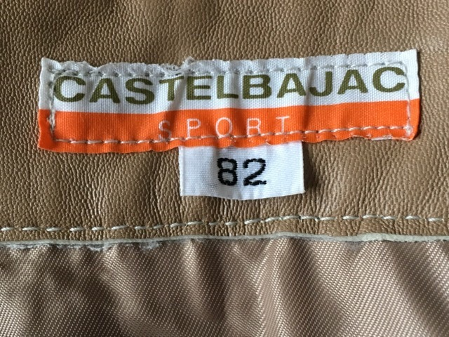 CastelbajacSport(カステルバジャックスポーツ)のパンツ