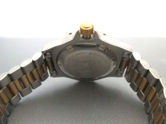 TAG Heuer(タグホイヤー)のプロフェッショナル3000