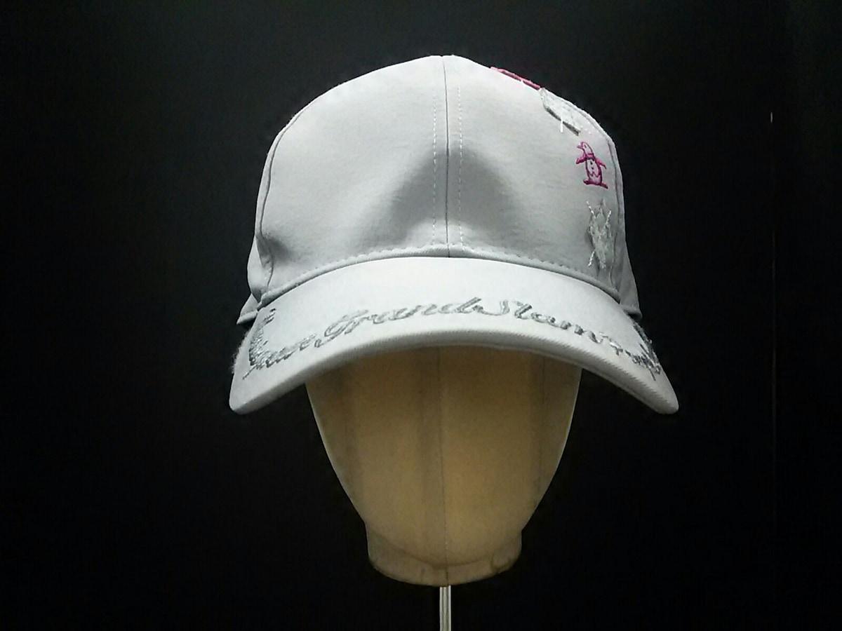Munsingwear(マンシングウェア)の帽子