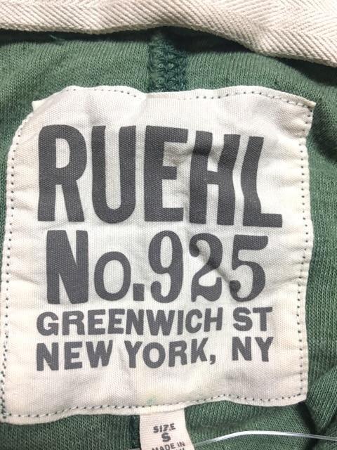 RUEHL No.925(ルール)のパーカー