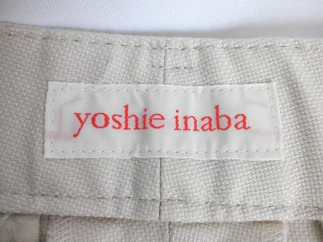 YOSHIE INABA(ヨシエイナバ)のパンツ