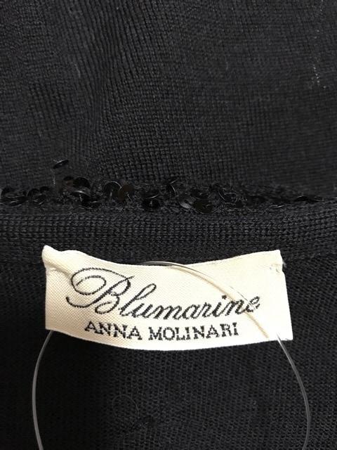 BLUMARINE ANNA MOLINARI(ブルマリン・アンナモリナーリ)のカーディガン
