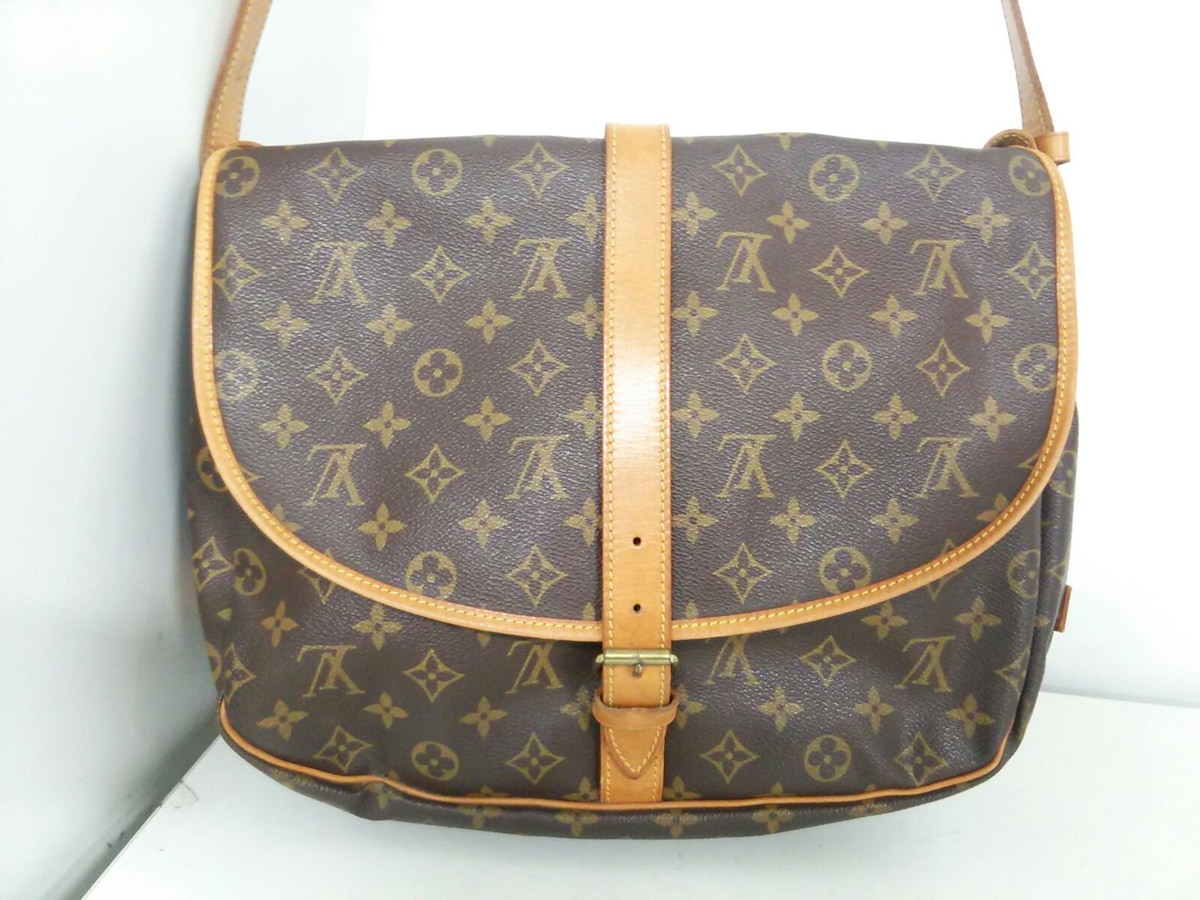 LOUIS VUITTON(ルイヴィトン)のソミュール35
