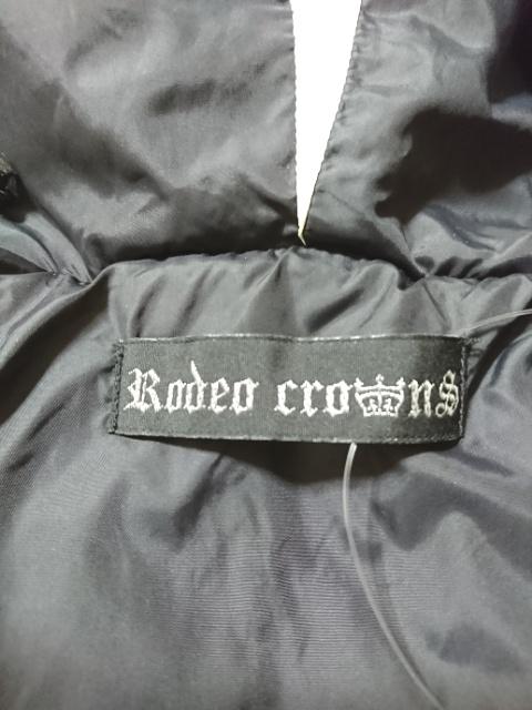 RODEOCROWNS(ロデオクラウンズ)のダウンジャケット