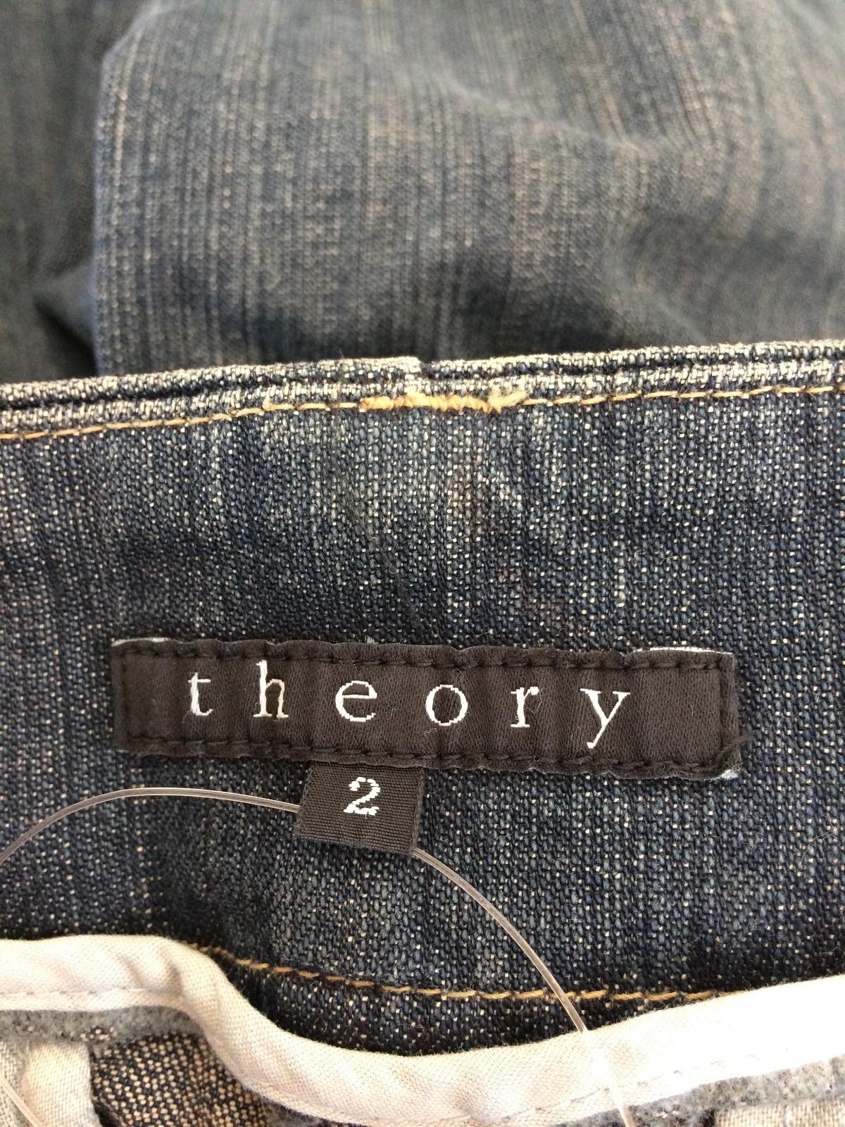 theory(セオリー)のジーンズ